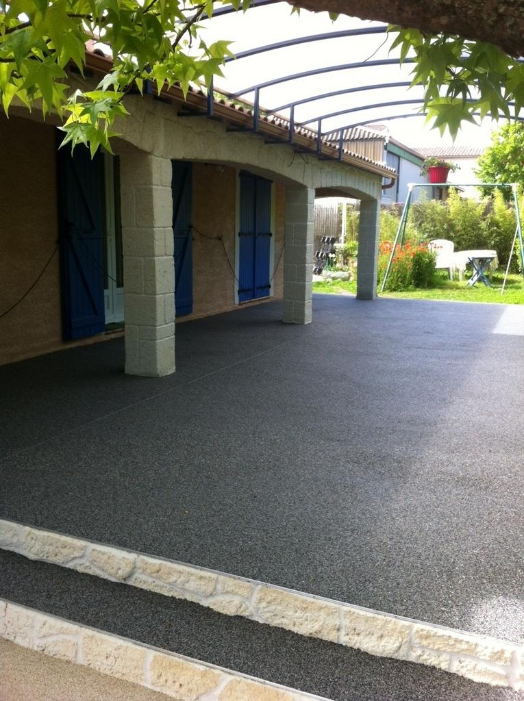 tapis de marbre